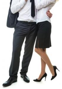 Flirten im büro signale