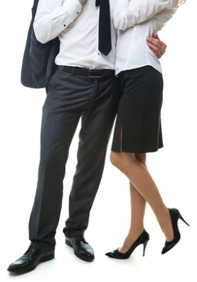 Flirten büro