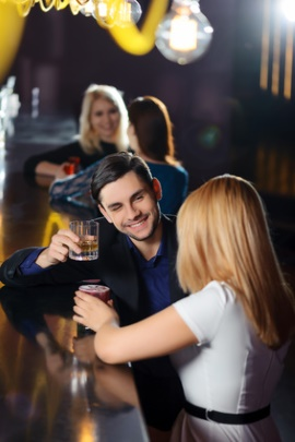 Wie männer flirten nicht lächeln