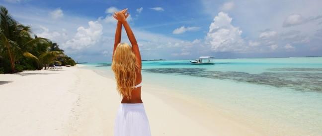 Aufregender Urlaubsflirt