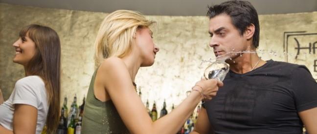 Böse Reaktion: Stehen Frauen auf Arschlöcher bzw. Bad Boys