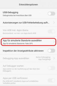 """In Tinder Standort ändern mit Fake-GPS oder """"Reisepass"""