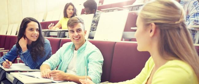 Flirten für studenten