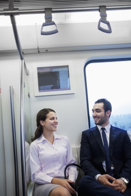 Schüchterner mann flirten