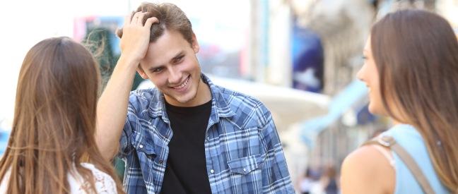 Flirten im internet trotz beziehung