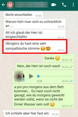 Whatsapp Gesprächsthemen
