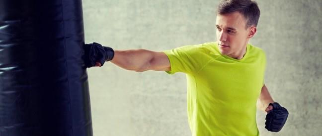Männlichkeit stärken mit Sport