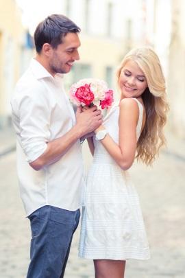 Dating ein Mädchen mit einem verrückten Ex