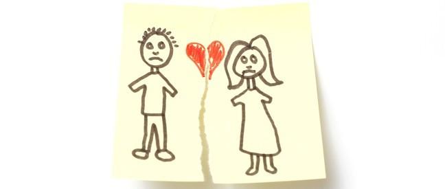 Gefühle nach einer Trennung