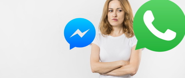 Ex-Freundin blockiert Mann in WhatsApp und Facebook