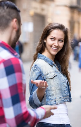 Flirt frauen verstehen
