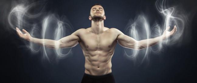 Stehen Frauen auf Muskeln