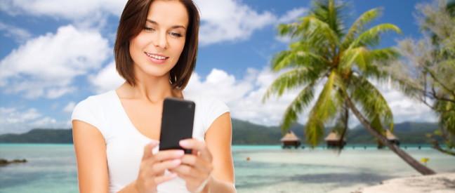 Frauen am strand kennenlernen