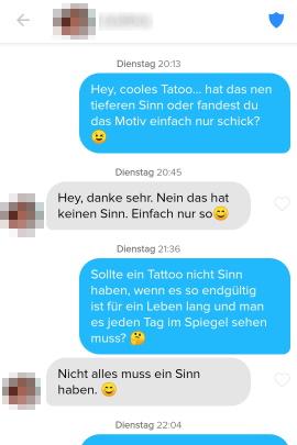 Lustige erste nachricht online-dating-beispiele