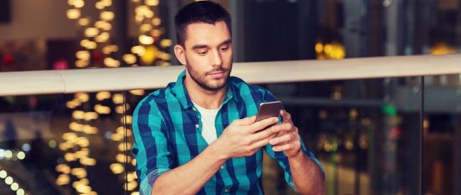 Mit männern online flirten