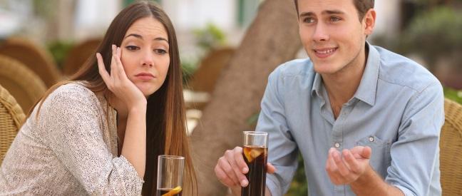 Warum männer beim flirten nicht lächeln